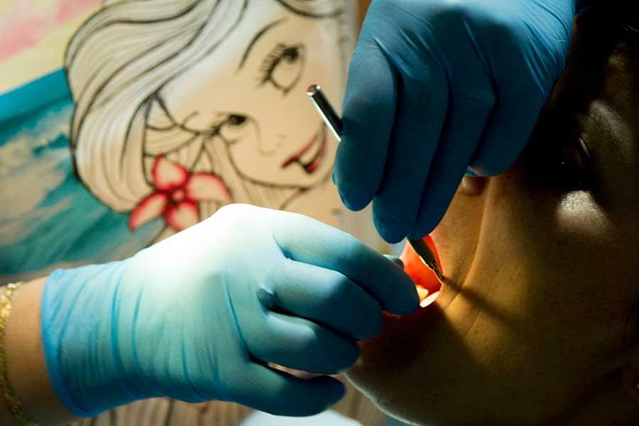 Cabinet stomatologic Jollydent: valorile noastre